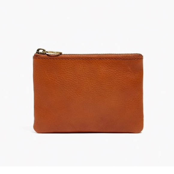 Madewell Handbags - NWT || MADEWELL Leather Pouch Wallet